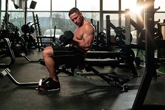Mito ou Verdade: Suplementos sempre garantem ganho de massa muscular.