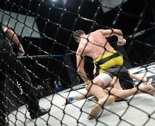 Marreta rompe todos os ligamentos do joelho e só volta ao UFC em 2020