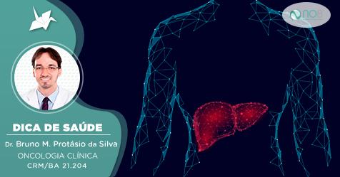 É verdade que o fígado é o principal lugar para disseminação de tumores?