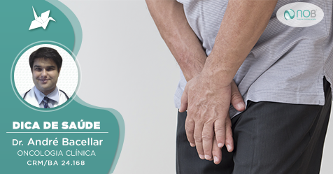 Autoexame auxilia no diagnóstico do câncer nos testículos
