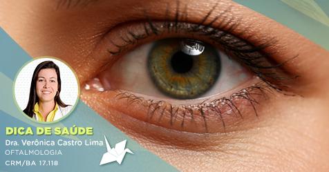 Saúde ocular: Quais os sintomas do descolamento do vítreo?