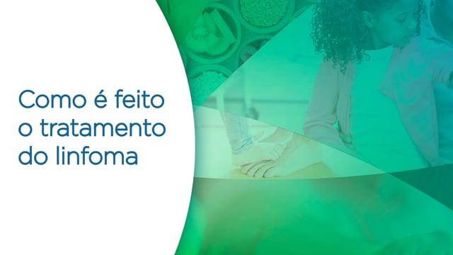 Como é feito o tratamento do linfoma?