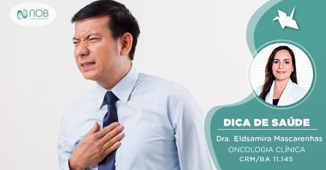 Câncer de Esôfago: Doença é mais frequente entre os homens