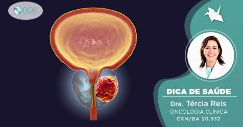 Aumento da próstata NÃO significa necessariamente câncer na região.