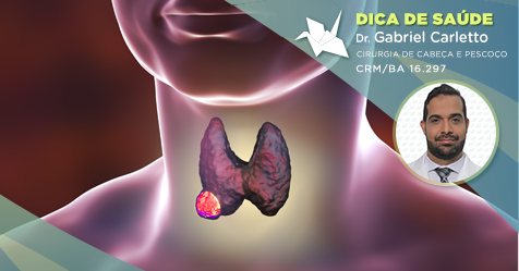 Como se trata o câncer de tireoide?
