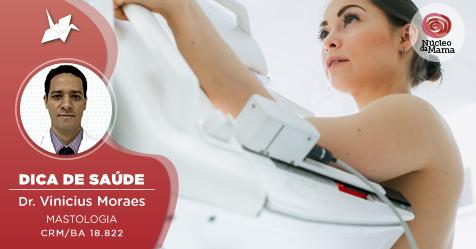 Pacientes com cistos na mama devem fazer mamografia anualmente?