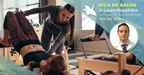 Pilates auxilia no tratamento da artrose do quadril?