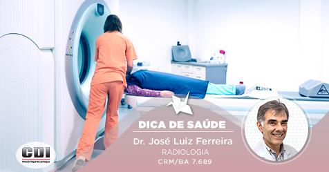Ressonância magnética pode ajudar no tratamento e prevenção de uma lesão esportiva.