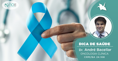 Câncer de próstata: Exame de toque retal