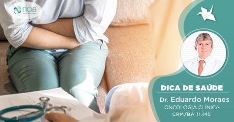 O câncer de esôfago está associado a hábitos de vida.