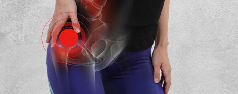 Excesso de exercícios físicos pode causar lesão no quadril
