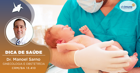 A partir de quantas semanas o bebê pode nascer prematuramente?