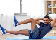 Em quarentena, atletas sofrem perda técnica e reforçam o corpo e a mente