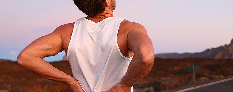 Dores nas costas: a causa pode ser hérnia de disco