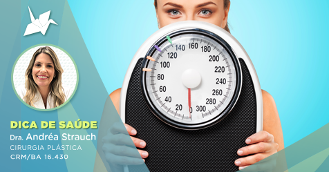 A lipoaspiração não altera muito o peso corporal?