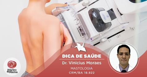 Por que a mamografia tem que apertar tanto os seios?