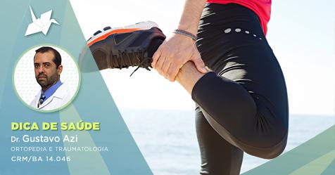 Condromalácia Patelar: O exercício físico só deve ser usado por parte do tratamento quando houver a liberação do médico.