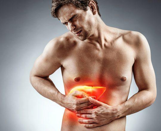 Principais causadores da cirrose