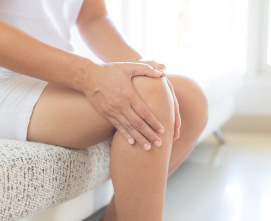 Benefícios da videoartroscopia do joelho